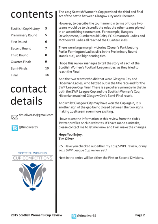2015 Scottish Women's Cup - Page 2