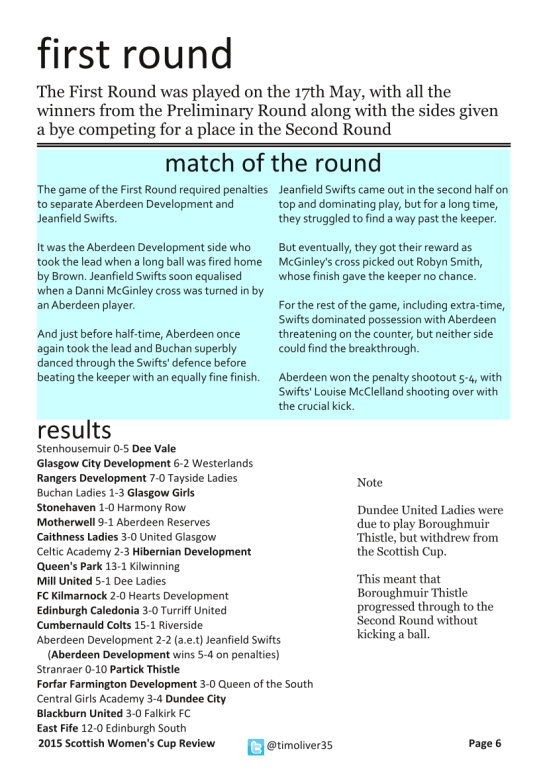 2015 Scottish Women's Cup - Page 6