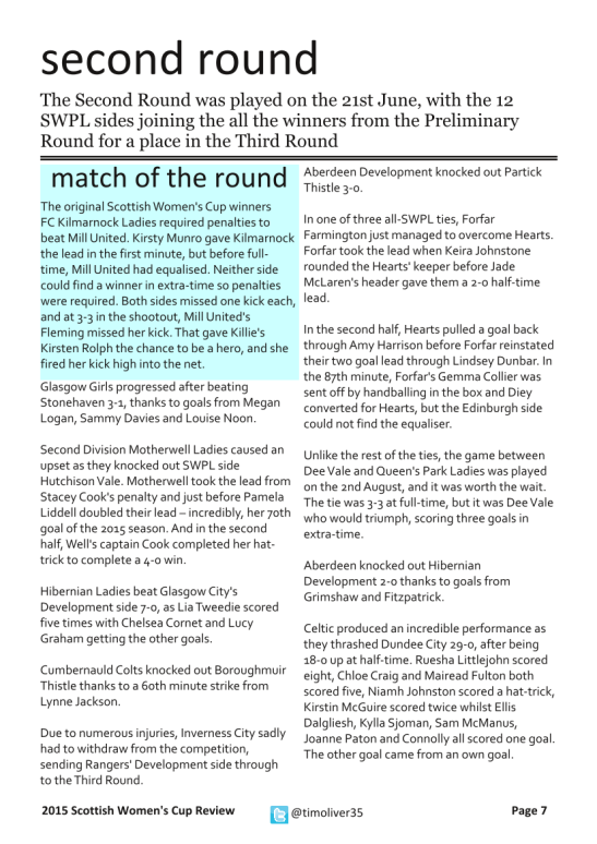 2015 Scottish Women's Cup - Page 7